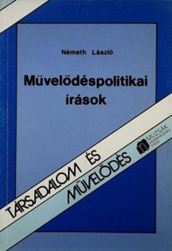 Művelődéspolitikai írások (1986)