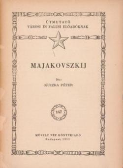 Majakovszkij (1953)