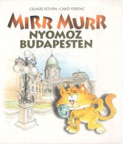 Mirr-Murr nyomoz Budapesten (1998)