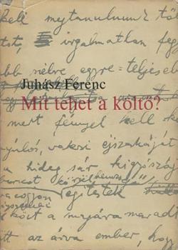Mit tehet a költő? (1967)