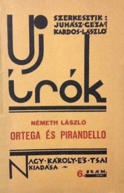 Ortega és Pirandello (1933)