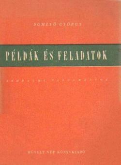 Példák és feladatok (1951)