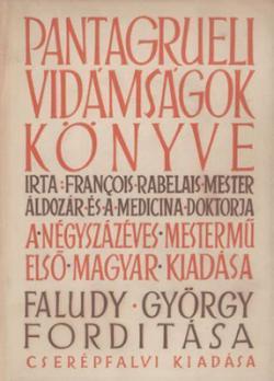 Rabelais: Pantagrueli vidámságok könyve (1948)