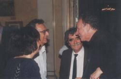 Rakovszky Zsuzsa, Lator László, Juhász Ferenc, Tandori Dezső (1998, DIA)