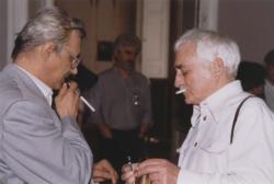 Lakatos István és Sánta Ferenc (1998, DIA)