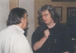 Somlyó György, Esterházy Péter (DIA, 1998)