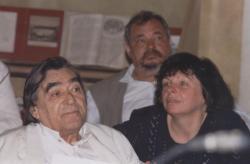 Somlyó György, Lázár Ervin és Rakovszky Zsuzsa (1998, DIA)