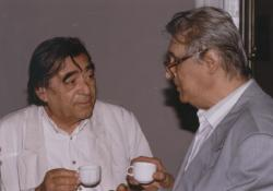 Somlyó György és Lakatos István (1998, DIA)