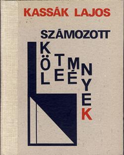 Számozott költemények (1987)