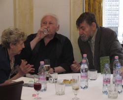 Széles Klára, Ágh István, Lászlóffy Aladár (2008, DIA)
