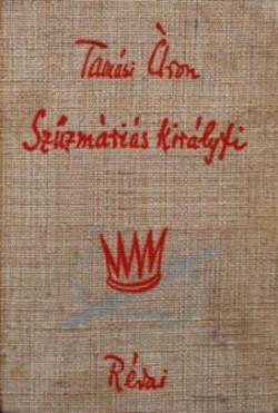 Szűzmáriás királyfi (1937)