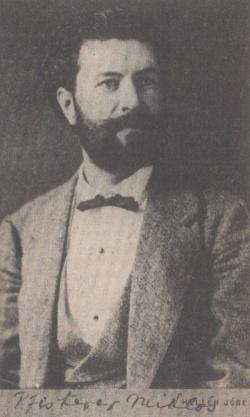 Pfisterer Miklós, az író nagyapja