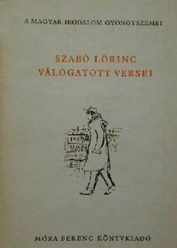 Szabó Lőrinc válogatott versei (1963)