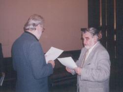 Szakonyi Károly, Gyurkovics Tibor (2000, DIA)