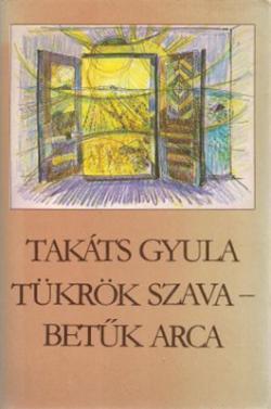 Tükrök szava – betűk arca (1985)