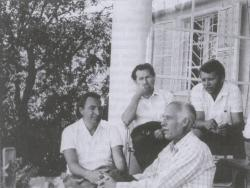 Tüskés Tibor, Fodor András, Takáts Gyula, Bertók László (1972)