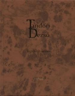 Tandori Dezső legszebb versei (2007)