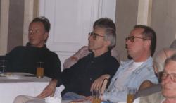Tandori Dezső, Bodor Ádám és Spiró György (1998, DIA)