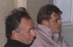 Tandori Dezső és Parti Nagy Lajos (1998, DIA)