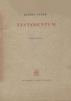 Testamentum (1949)