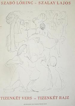 Tizenkét vers - Tizenkét rajz (1943)