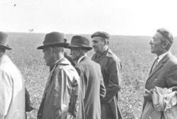 """1959–60 vidéken anyaggyűjtés a """"Húsz órá""""-hoz"""