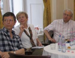 Várady Szabolcs, Takács Zsuzsa és Bertók László (2008, DIA)