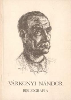 Várkonyi Nándor bibliográfia (1984)