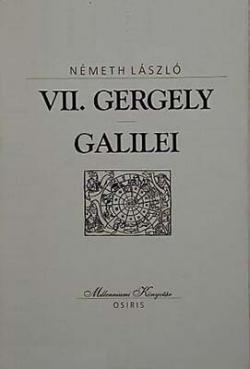 VII. Gergely; Galilei (2000)