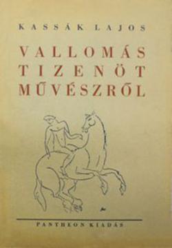 Vallomás tizenöt művészről (1942)