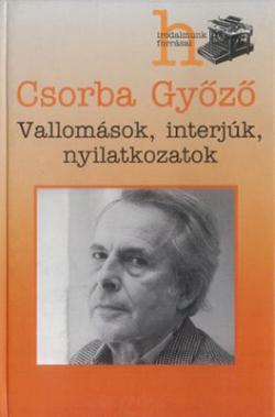 Vallomások, interjúk, nyilatkozatok (2001)