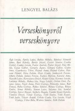 Verseskönyvről verseskönyvre (1977)