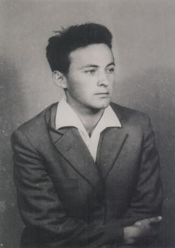 Egyetemista, 1958