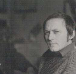 Ágh István-portré, 1972