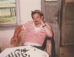 Bella István Sepsibesenyőn (1983)