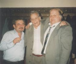 Bella István, Koczkás Sándor, Tóth Bálint