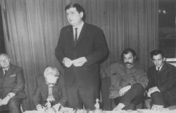 Irodalmi est: Zelk Zoltán, Bertha Bulcsu, Lázár Ervin és Bella István