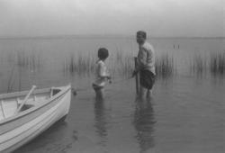Leányával, Franciskával (1979)