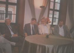 Pomogáts Béla, Bertha Bulcsu, Szakonyi Károly, Lázár Ervin