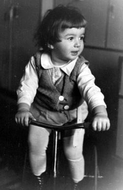 Gyermekkori kép