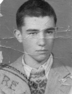 A börtönből szabadulás után, 1954