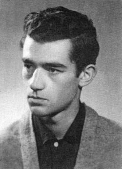 A fiatal Bodor Ádám
