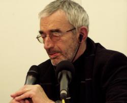 Bodor Ádám Moszkvában (fotó: Bodor Anikó)