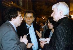 Konrád György, Csoóri Sándor, Mészöly Miklós