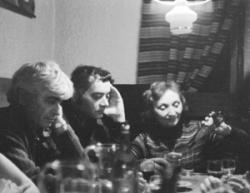 Mészöly Miklós, Csoóri és Kerényi Grácia (1983)