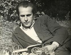 1953. Portré.