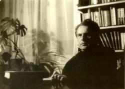 1972. Portré a Megyei Könyvtárban.