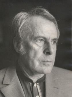 1980 március vége. Portré. (Kálmándy Ferenc felvétele.)