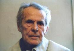 1991 november. Portré. (Csonka Károly felvétele.)