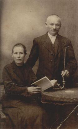 Nagyszülei, Buzgány Eszter és Csukás Ferenc